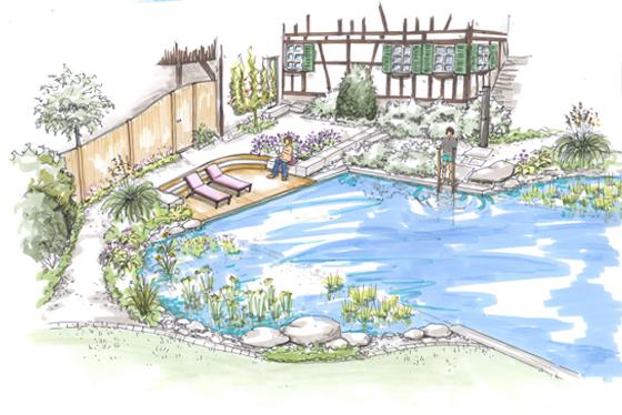Natur pools grimm f r garten naturpools und landschaftsbau for Garten pool komplettset