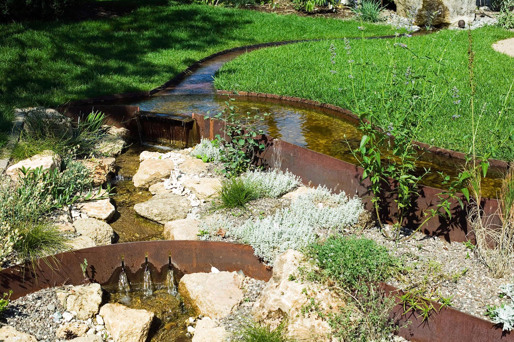 Garten Am Hang : Gärten Am Hang Grimm: Für Garten Naturpools Und  Landschaftsbau